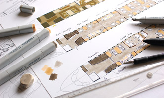 Conception plan d'aménagement