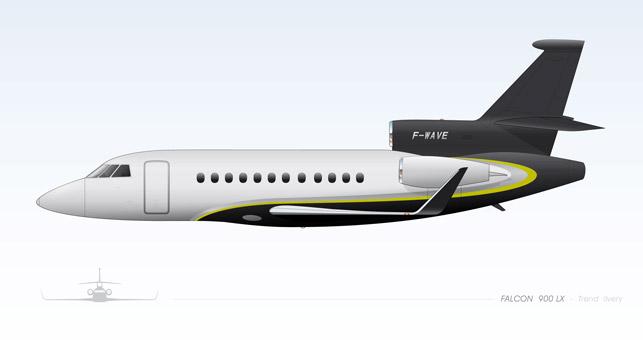 External Aircraft Livery Envergure Design Aero Envergure Design Aero