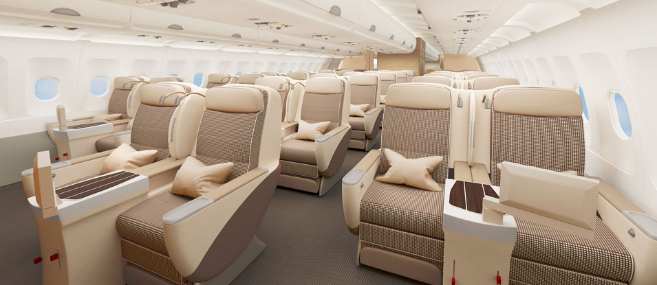 26-Airbus-A340_Business-interior-cabin